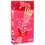 GABRIELA COATED STRAWBERRY BISCUIT STICKS 1.41 OZ