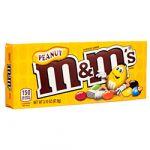 M&ampampMS PEANUT BOX 3.1 OZ
