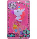 UNICORN SHAPE MAKE UP SET 9.5 INCH