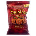 EL SABROSO CHIPS 3 OZ SPICY SALSA