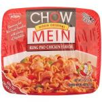 NISSIN CHOW MEIN KUNG PAO CHICKEN 4 OZ