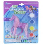 DREAM HORSE PLAY WITH PAINT