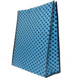 BAG SMALL POLKA DOT 19.7 INCH X 15 INCH X 5.9 INCH