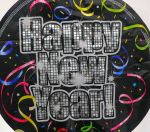 NEW YEARS 18 INCH BALLOON