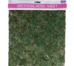 ARTIFICIAL MOSS SHEET 30 X 50 CM