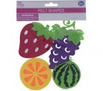 FELT FRUIT 4 PACK