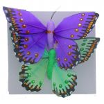 SMALL BUTTERFLY 2 PACK 4 INCH