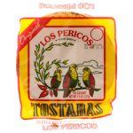 LOS PERICOS TOSTADAS SHELLS 4.5 OZ