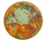 TRADITIONAL THANKSGIVING DESSERT PLATE 7 INCH 8 COUNT