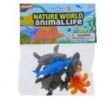BABY OCEAN ANIMALS 5 PACK
