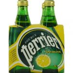 PERRIER WATER LEMON 11Z CRV