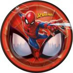 SPIDERMAN 7 IN PLATES