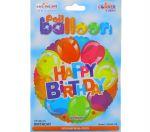 HAPPY BITHDAY BALLOON 18 INCH