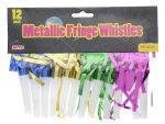WHISTLES FRINGE 12CT