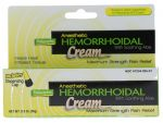 HEMORRHOIDAL CREAM