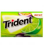 TRIDENT LIME PASSION FRUIT