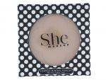 SHE COSMETICS PRESS POWDER MEDIUM BEIGE