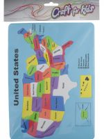 PUZZLE MAP OF AMERICA
