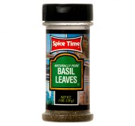 BASIL LEAVES 1Z SPICETIME