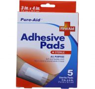 ADHESIVE PADS 5 COUNT