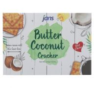 BUTTER COCONUT CRACKERS