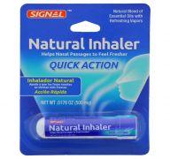 SIGNAL NATURAL INHALER 0.176 OZ