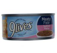 CHICKEN 9 LIVES CAT FOOD