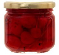 PAMPA MARASCHINO CHERRIES WITH STEMS 7Z