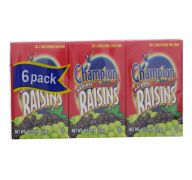 CHAMPION NATURAL RAISINS