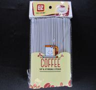 COFFEE SIP STRRING STRAWS