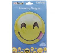 EMOJI SIDE TONGUE FACE BALLOON