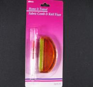 FABRIC COMB KNIT FIXER