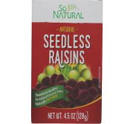 SEEDLESS RAININS