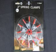 SPRING CLAMPS 2IN