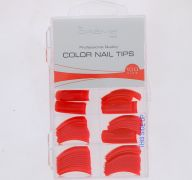 COLOR NAIL TIPS 100 PACK