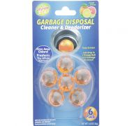 GARBAGE DISPOSAL CLEANER AND DEODORIZER