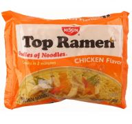 NISSIN TOP RAMEN CHICKEN