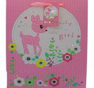 BABY GIRL LARGE GIFT BAG