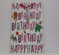 HAPPY BIRTHDAY GIFT BAG LARGE