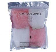 SIMPLOSOPHY HAIR CAPS 15 COUNT