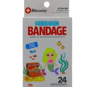 MERMAID BANDAGE 24 PACK