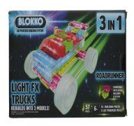 BLOKKO LIGHT UP TRUCK AMAZON