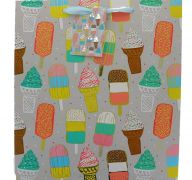 ICE CREAM MEDIUM GIFT BAG