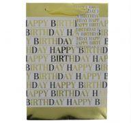 HAPPY BIRTHDAY GIFT BAG SMALL SIZE