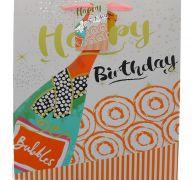 CELEBRATION BIRTHDAY LARGE GIFT BAG