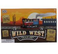 WESTERN TRAIN SET