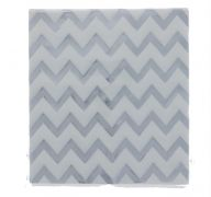SILVER NAPKIN 13 INCH 12 PACK