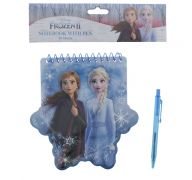 FROZEN 2 NOTEBOOK WITH PEN