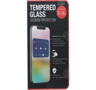 IPHONE X AND XS TEMPERED GLASS  XXX DIS