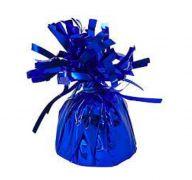 ROYAL BLUE FOIL BALLOON WEIGHT 6 OZ 5 INCH